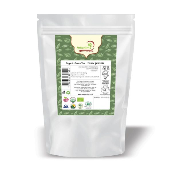תה ירוק בתפזורת